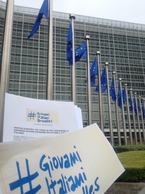 VERTICE EUROPEO: Piu' fondi UE per i giovani ma la Garanzia Giovani dovrebbe riflettere il contesto italiano