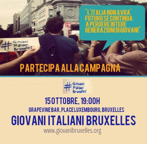 Evento 15 Ottobre: Partecipa alla campagna